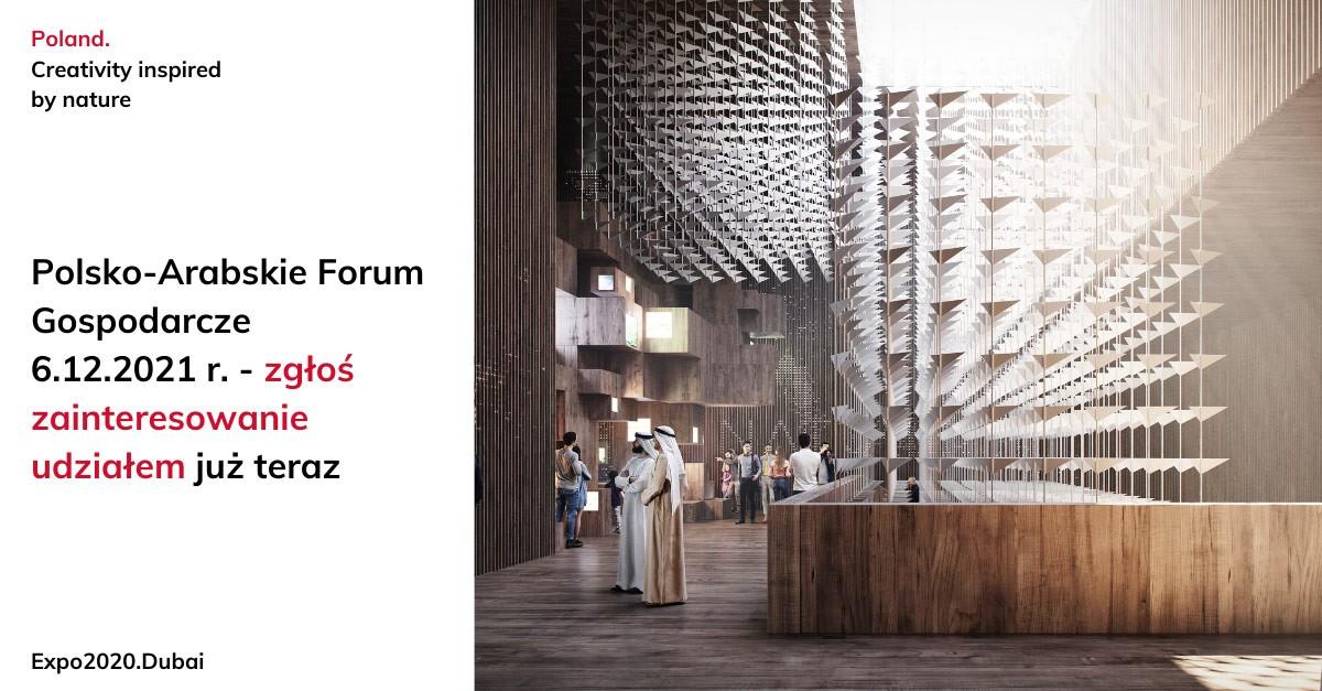 Zaproszenie na forum Polsko-Arabskie