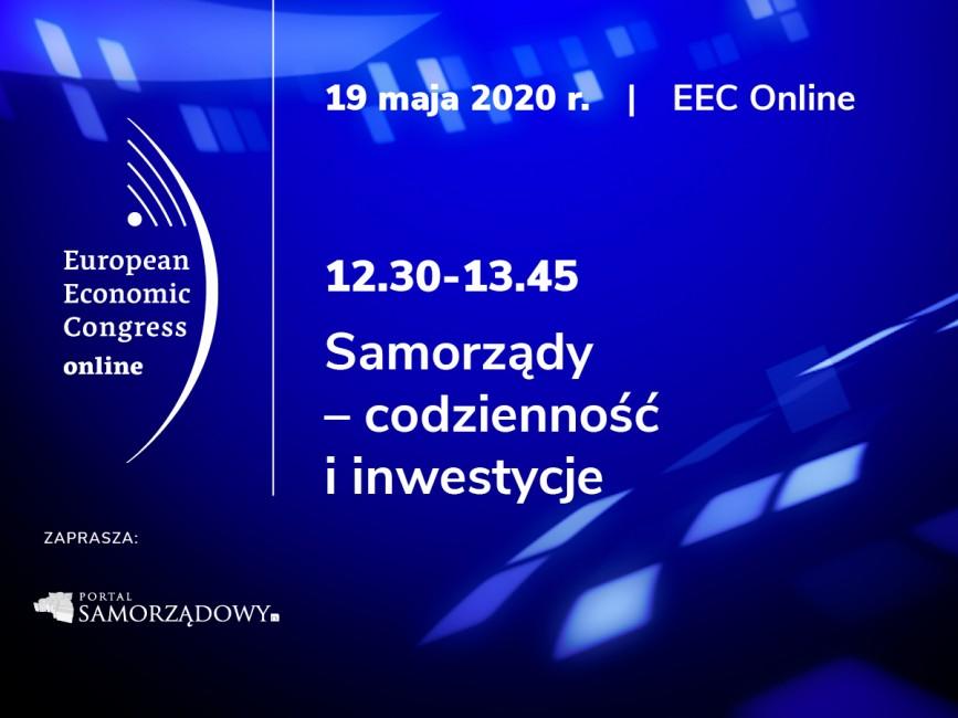 Grafika, EEC Samorządy - codzinność i inwestycje