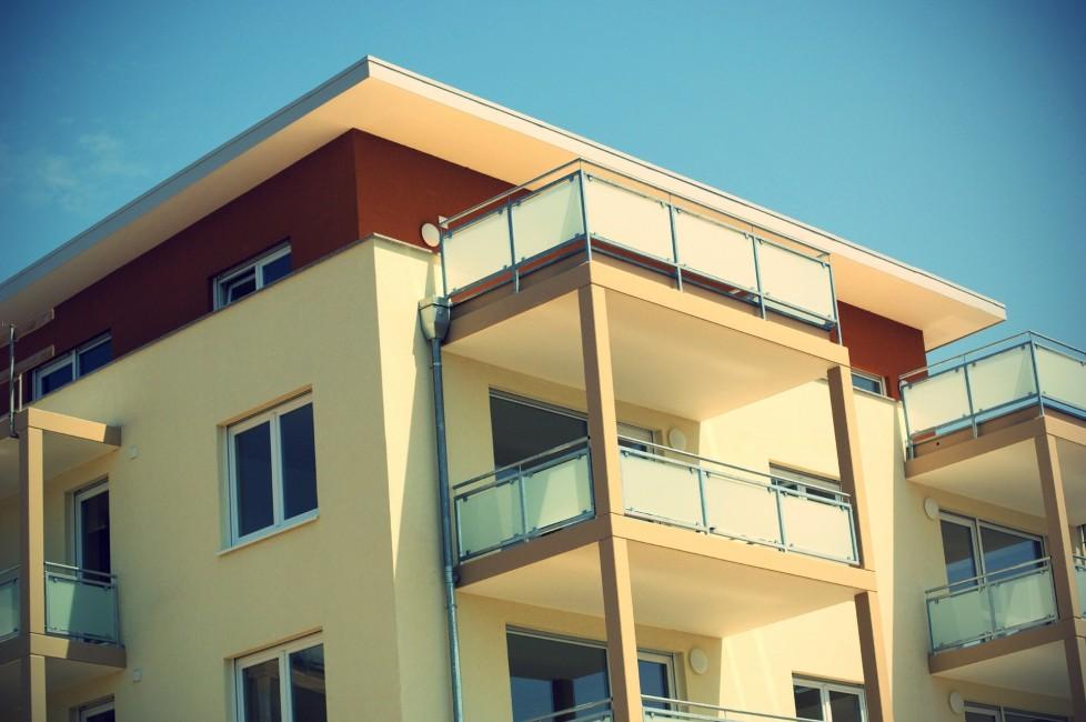 apartament, budynek