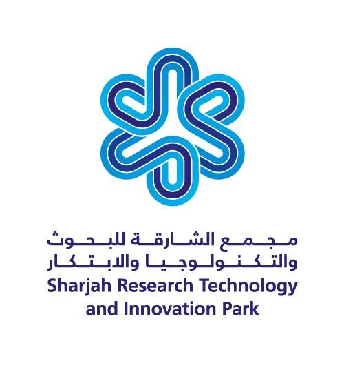 znak graficzny Sharjah Research Technology and Innovation Park