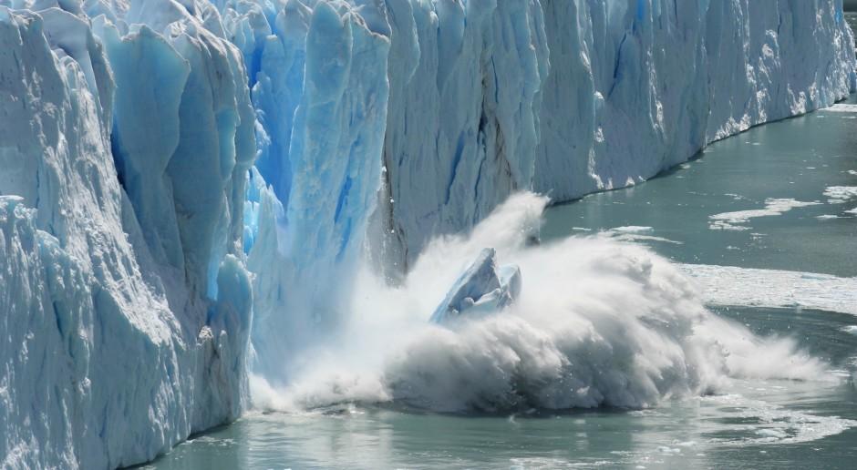 klimat, góra lodowa