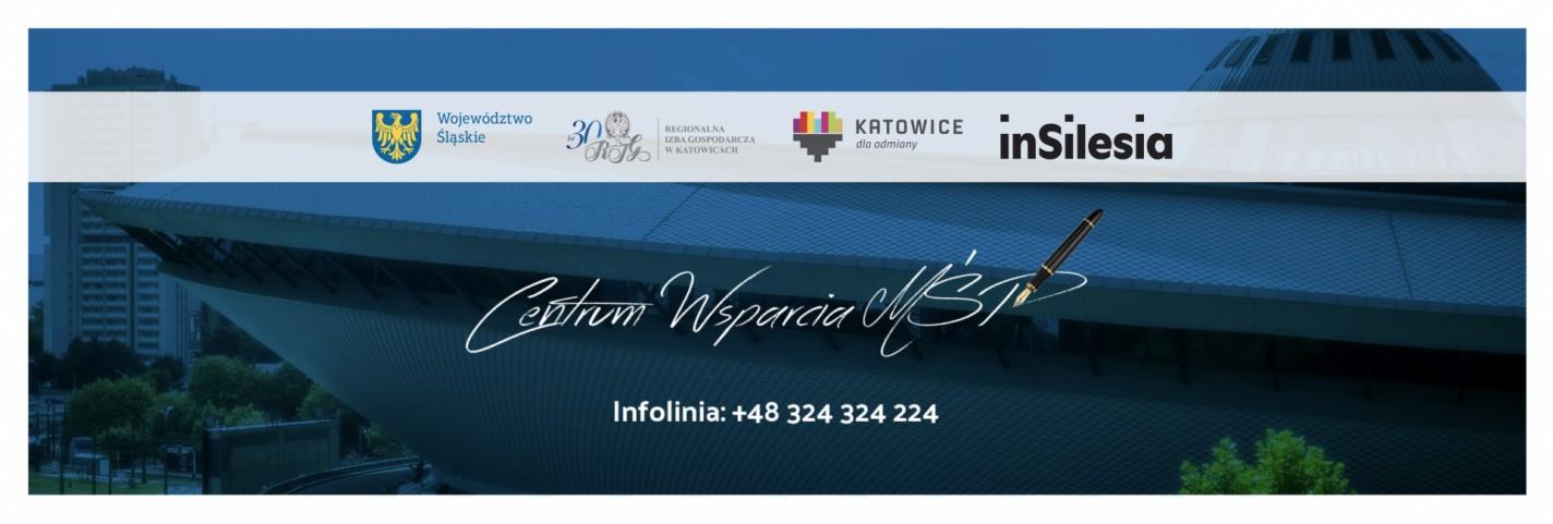 Zdjęcie do wiadomości: Centrum Wsparcia MŚP pomogło już 145 firmom z całego województwa śląskiego