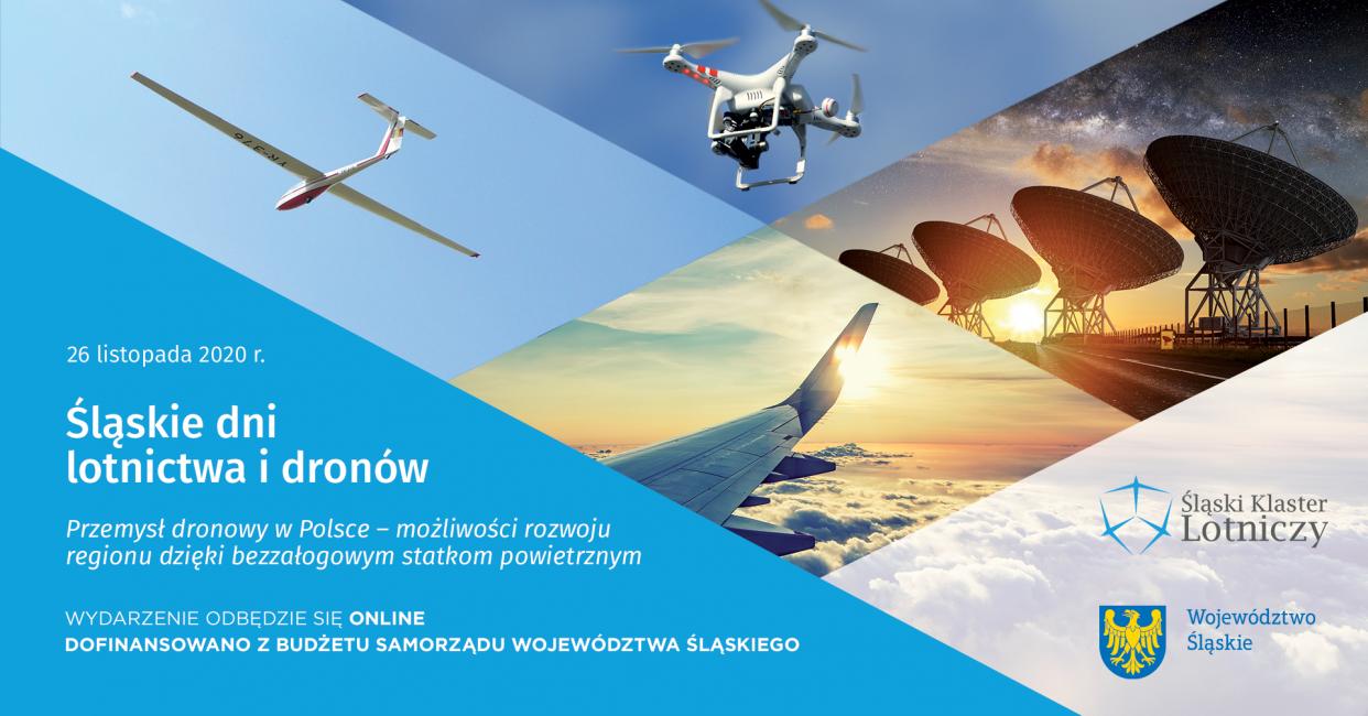 Zdjęcie do wiadomości: Śląskie Dni Lotnictwa i Dronów