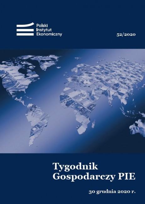 okładka Tygodnika Gospodarczego PIE
