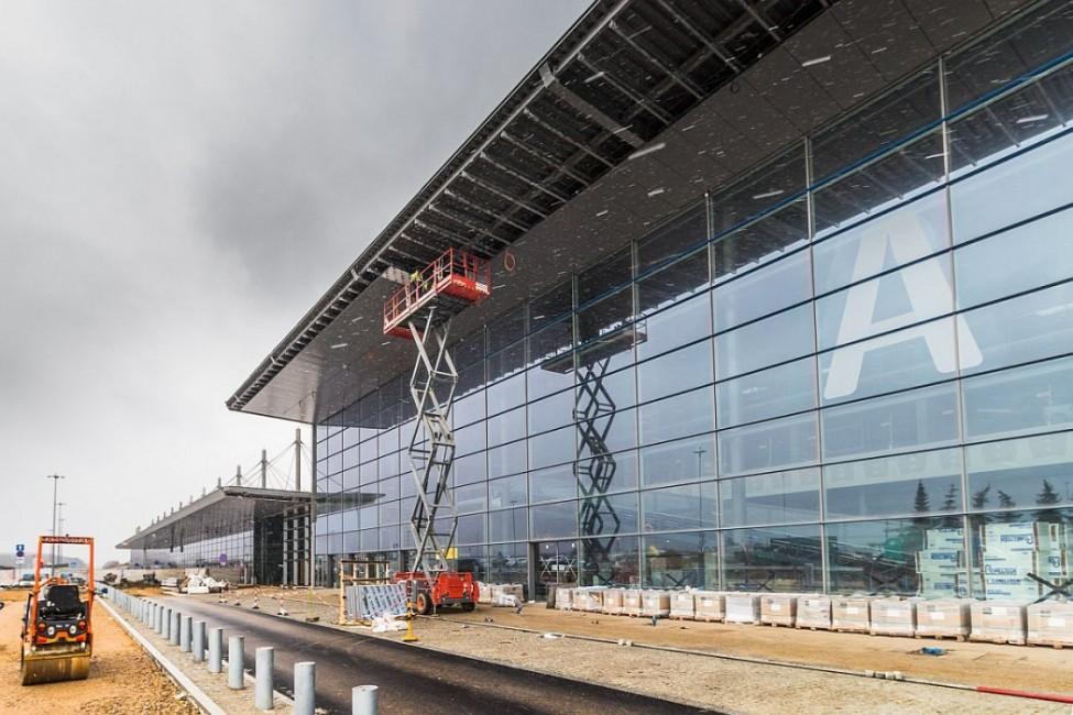przebudowa lotniska