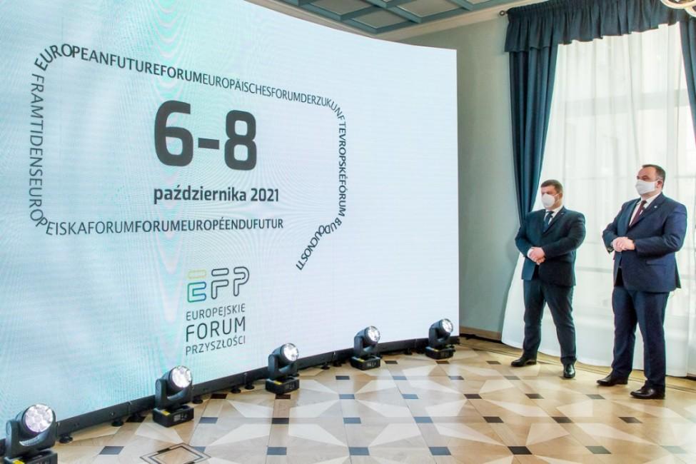 Zdjęcie do wiadomości: Europejskie Forum Przyszłości