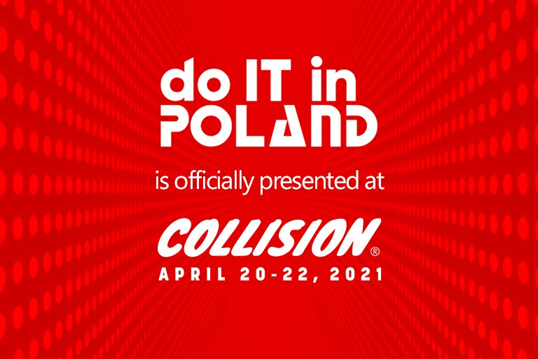 tekst:doITinPoland officially presented at Collision