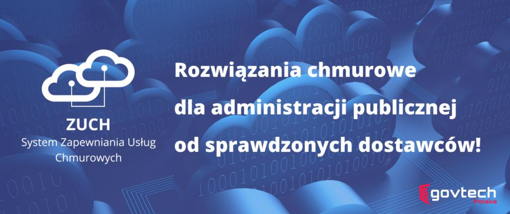 rozwiązania chmurowe govtech.pl