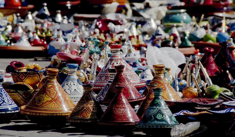 orient, Maroko