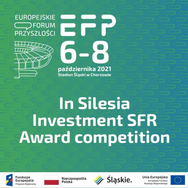 Zdjęcie do wiadomości: InSilesia – Investment SFR Award Competition