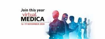 logo virtual MEDICA 2020