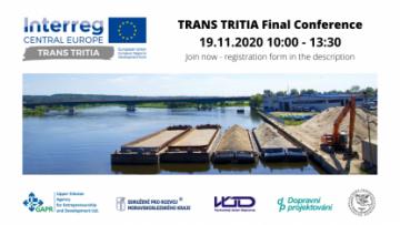 zaproszenie na konferencję Trans Tritia 19.11.2020