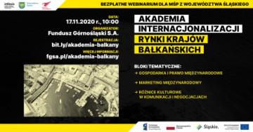 zaproszenie na akademię internacjonalizacji 17.11.2020