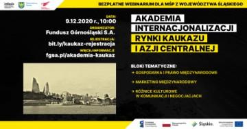 Rynki krajów Kaukazu i Kazachstanu - akademia internacjonalizacji