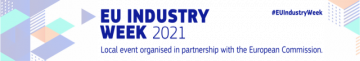 logo EU INDUSTRY WEEK
