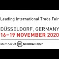 infomracja o targach Dusseldeorf Medica 2020