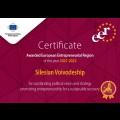 certyfikat ERP